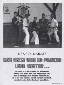 Kenpo-Karate Germany